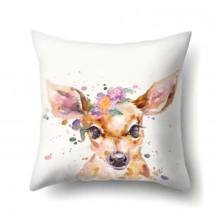 Подушка декоративная Deer 45х45 см