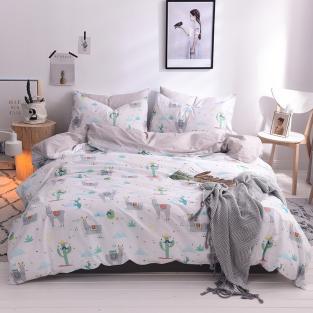 Комплект постельного белья Альпака (евро)