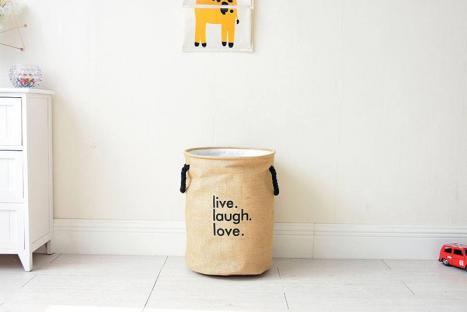 Корзина для игрушек Berni Live beige