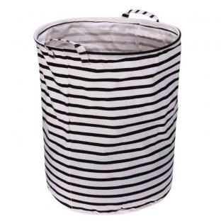 Корзина для игрушек Berni Striped
