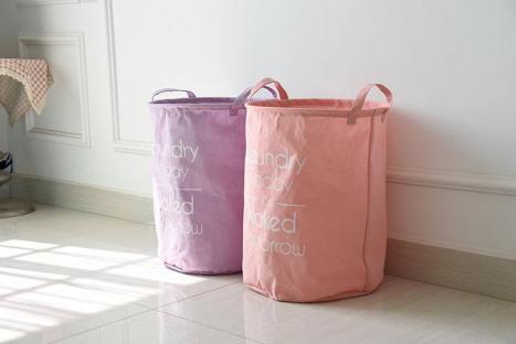 Корзина для игрушек Berni Laundry Today lilac