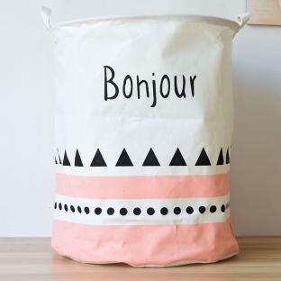 Корзина для игрушек Berni Bonjour