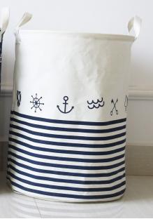 Корзина для игрушек на завязках Berni Sea