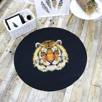 Коврик Тигр 100х100 см