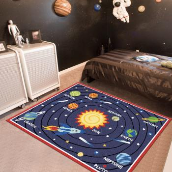 Коврик Астрономия 100х130 см