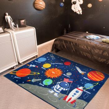 Коврик Миссия Аполлон 100х130 см