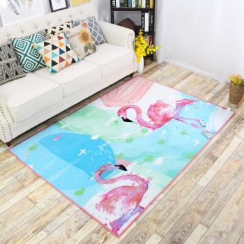 Коврик Фламинго 133х190 см