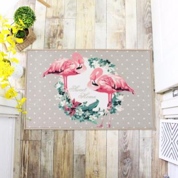 Коврик Фламинго 50х80 см