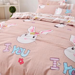 Комплект постельного белья Loving Rabbit