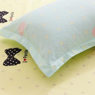 Комплект постельного белья I Love Panda