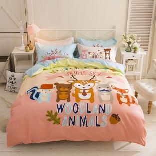 Комплект постельного белья Woodland Animals