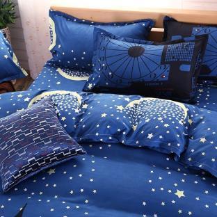Комплект постельного белья Night City