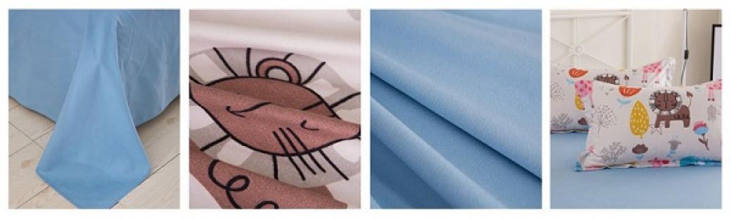 Комплект постельного белья Safari Blue