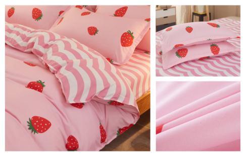 Комплект постельного белья Strawberry
