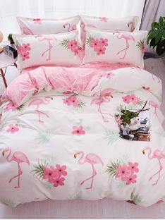 Комплект постельного белья Flamingo Big