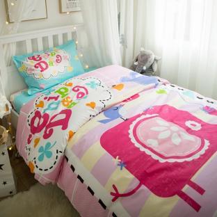 Комплект постельного белья Elephant and Bird