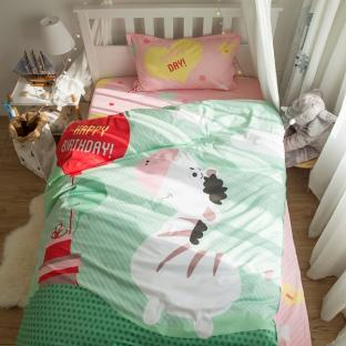 Комплект постельного белья Happy Birthday Zebra