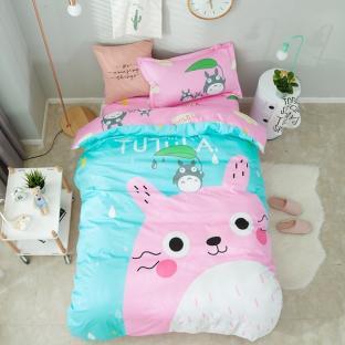 Комплект постельного белья Rabbit Totoro