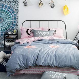 Комплект постельного белья Pink Flamingo