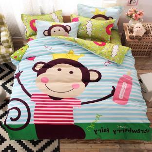 Комплект постельного белья Monkey