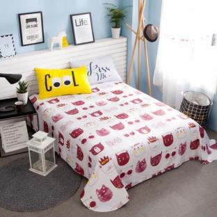 Комплект постельного белья Triangles and Cats