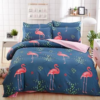 Большой фламинго (Полуторный)