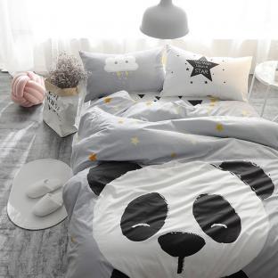 Комплект постельного белья Большая панда