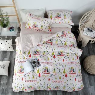 Комплект постельного белья Самый счастливый