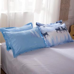 Комплект постельного белья Олени