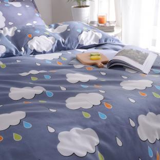 Комплект постельного белья Дождик