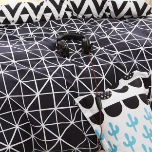 Комплект постельного белья Геометрия