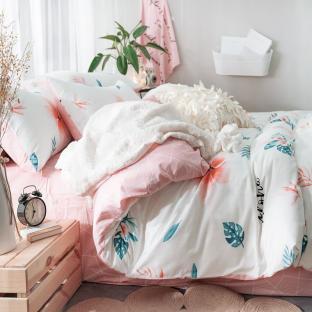 Комплект постельного белья Тропический цветок