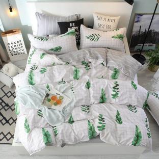 Комплект постельного белья Листья