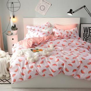 Комплект постельного белья Арбуз