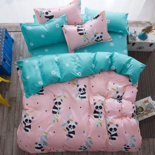 Комплект постельного белья Panda