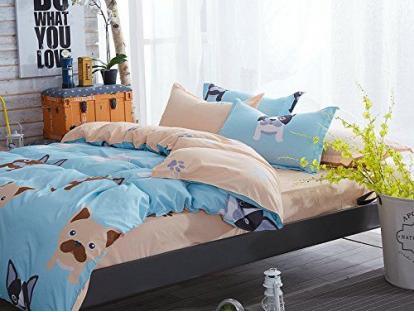 Комплект постельного белья Bulldog
