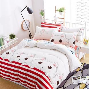 Комплект постельного белья Nice Cat