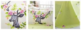 Комплект постельного белья Flower Diy