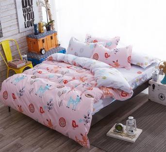 Комплект постельного белья Lucky Forest