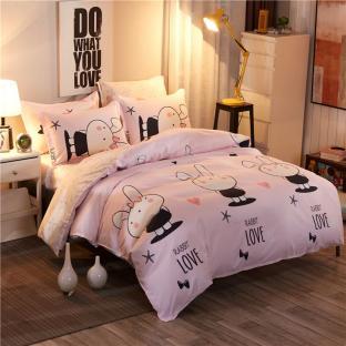 Комплект постельного белья Rabbit Love