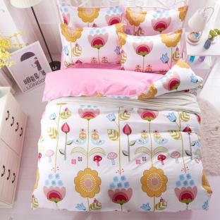 Комплект постельного белья Flowers