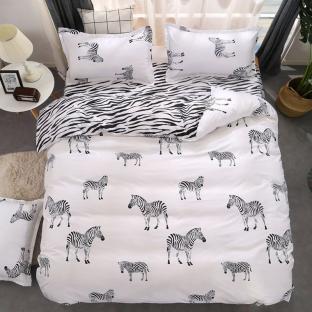 Комплект постельного белья Zebra (Евро)