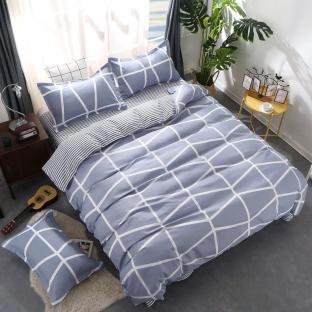 Комплект постельного белья Geometric Pattern (Евро)