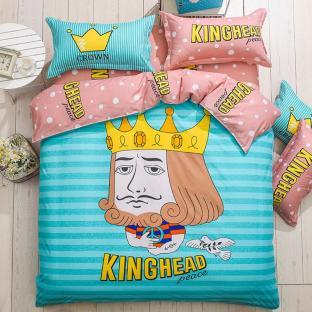 Комплект постельного белья King