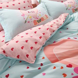 Комплект постельного белья Kiss