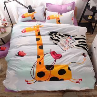 Комплект постельного белья Giraffe