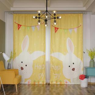 Шторы для деткой комнаты Happy Rabbit