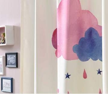 Шторы для деткой комнаты Rain in My Dreams