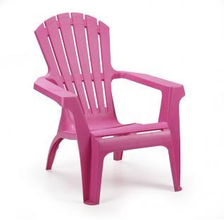 Садовое кресло для дачи Dolomiti фуксия
