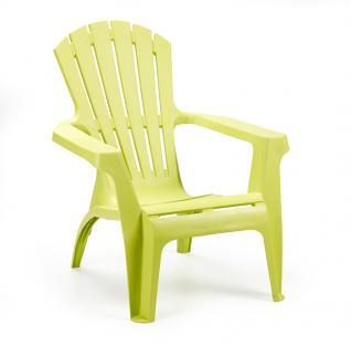 Садовое кресло для дачи Dolomiti лайм